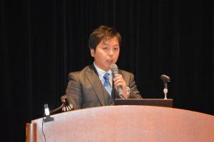 今井副院長が講演しました